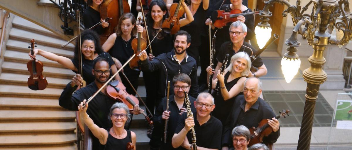 Permalien vers:L'orchestre