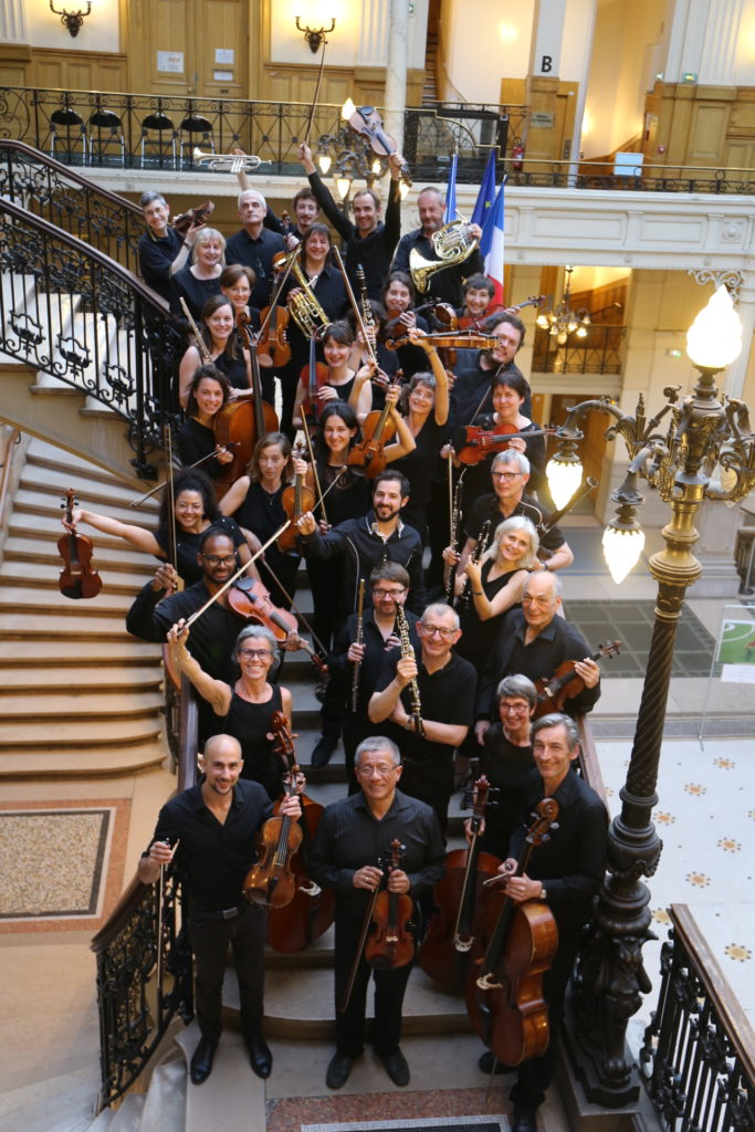 Echo Philharmonique Paris Juin 2019